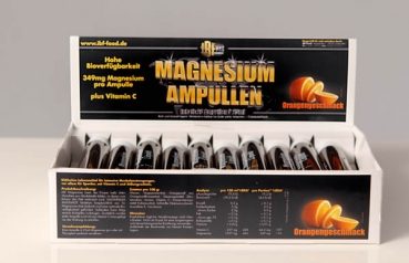 Magnesium Liquid 20 x 25ml